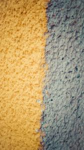 two colour facade