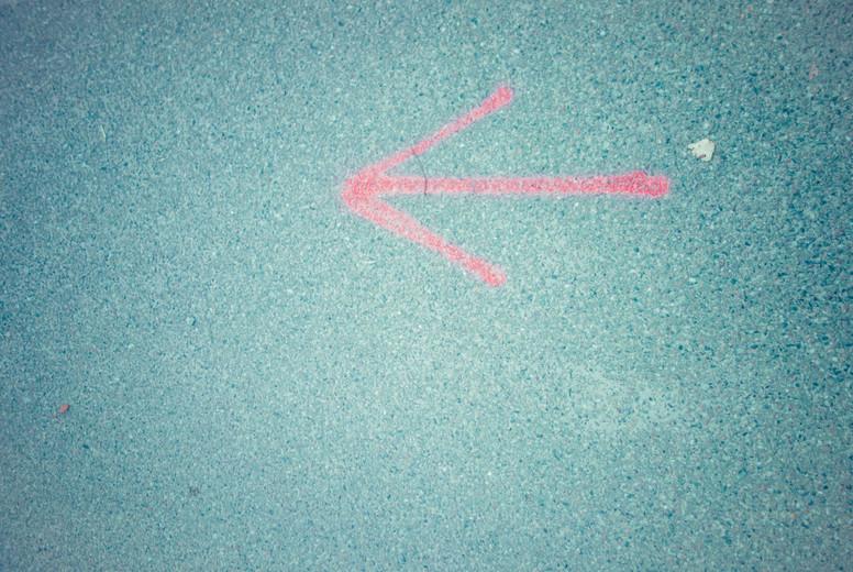 Background arrow