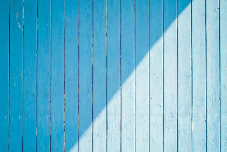 blue shadow