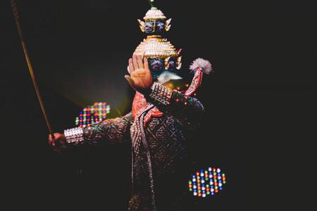 Thai Performance Art
