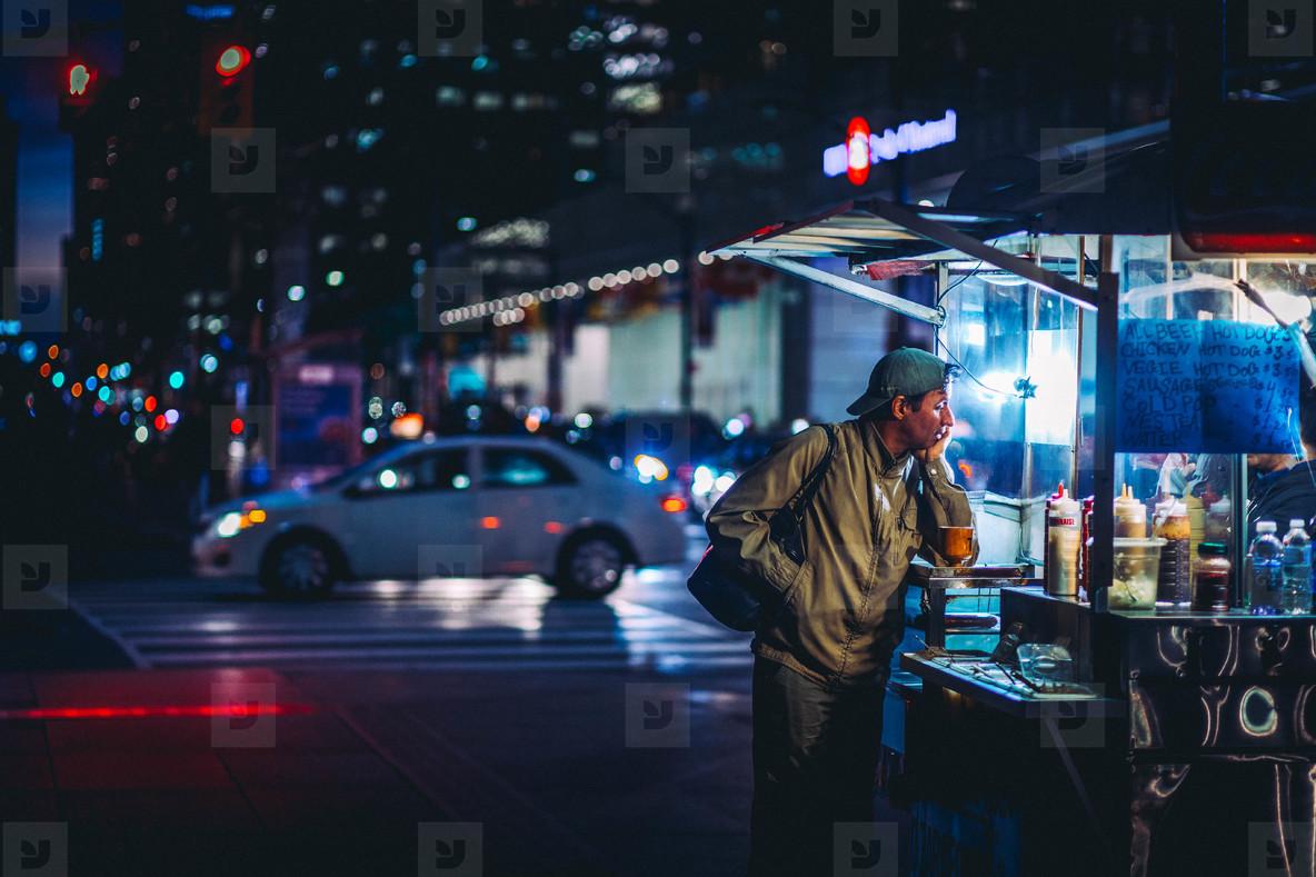 Street Vendor 4