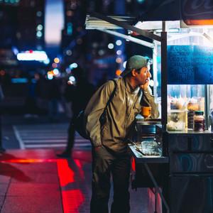 Street Vendor 3