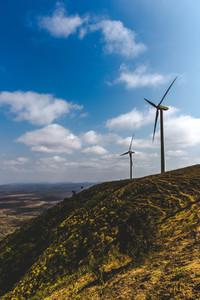 Ngong Hills wind 2