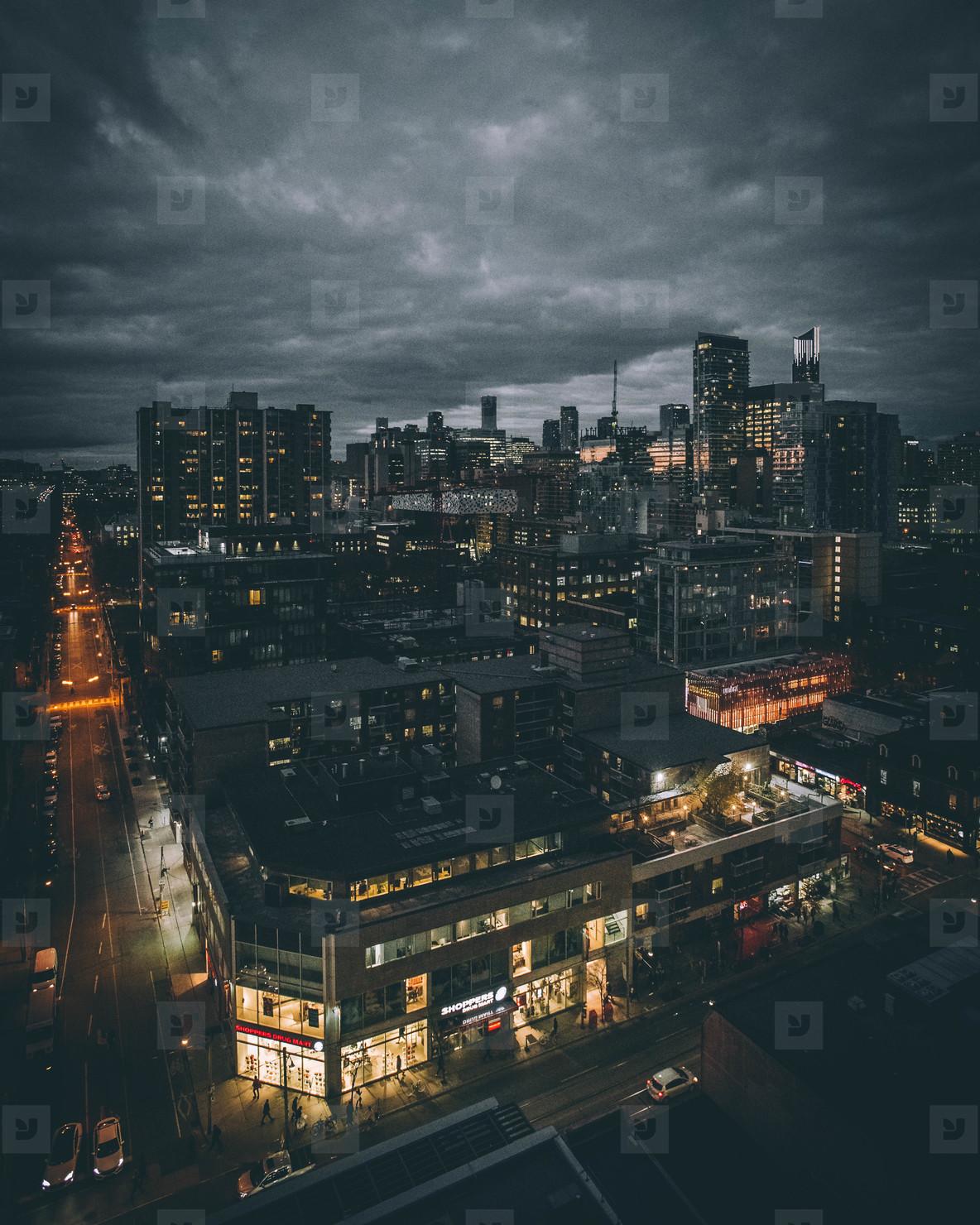 Gloomy Toronto 2
