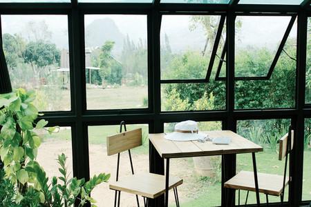 Hipster cafe interior 01