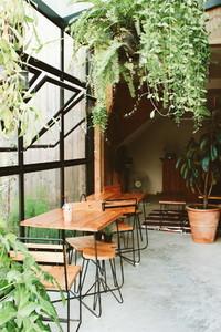 Hipster cafe interior 06