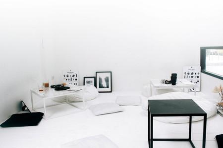 Modern Interior Cafe