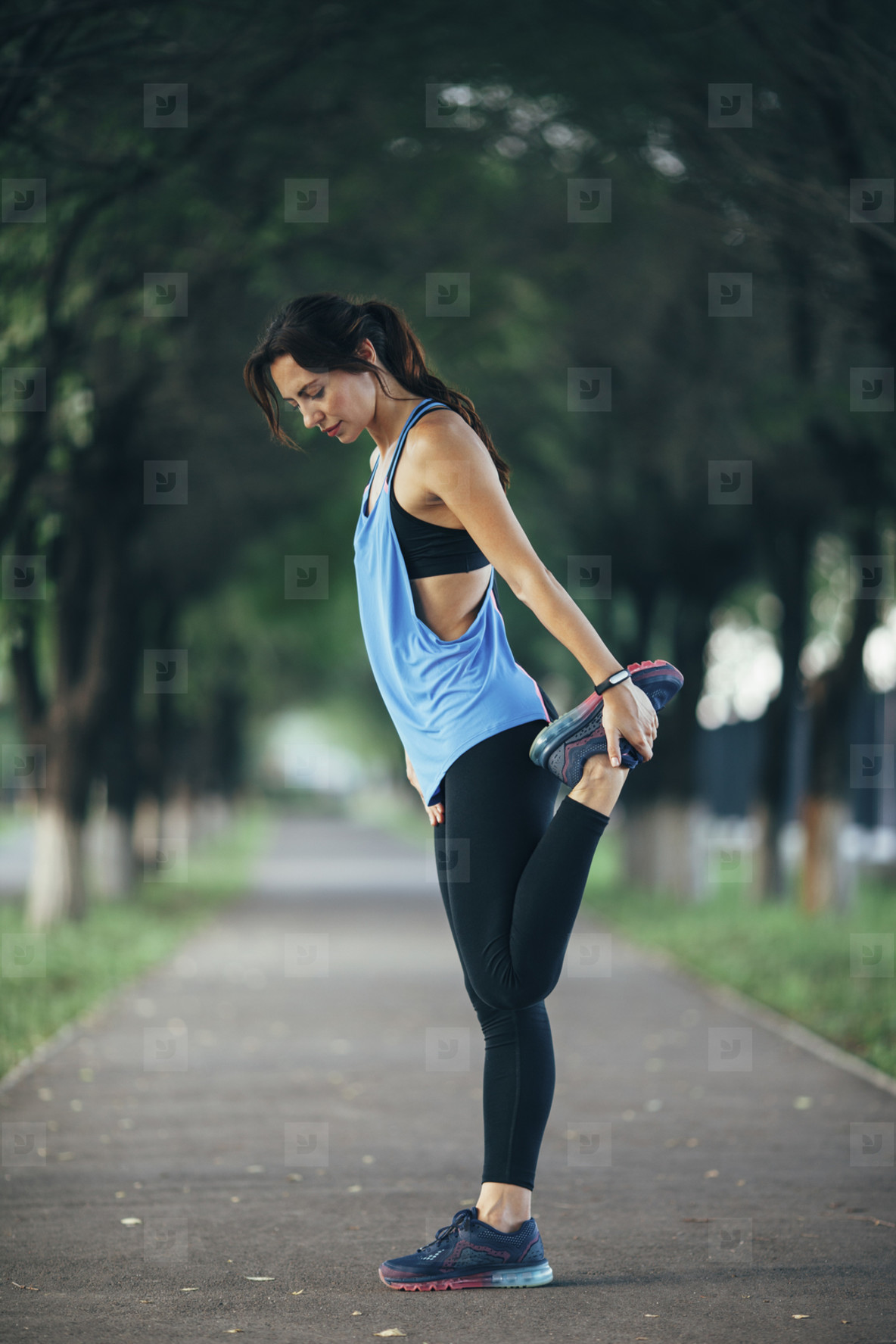 Stretching To Run  01