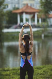 Stretching To Run 16