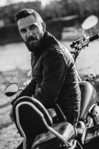 Motorcycle Man 01