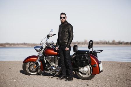 Motorcycle Man 02