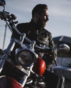 Motorcycle Man 03