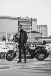 Motorcycle Man 04