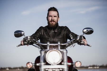 Motorcycle Man 05