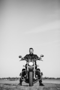 Motorcycle Man 07