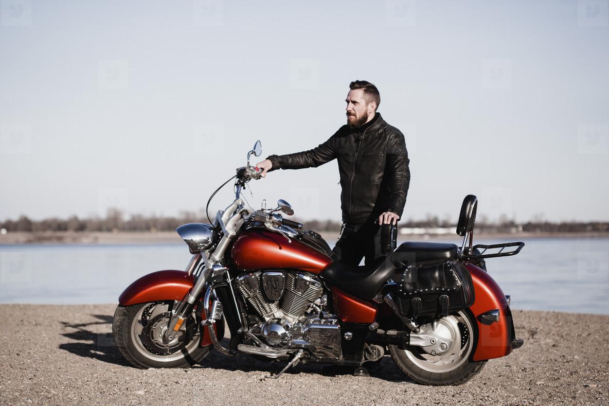 Motorcycle Man  08