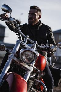 Motorcycle Man 09