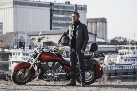 Motorcycle Man 10