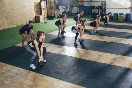 Crossfit Training 15