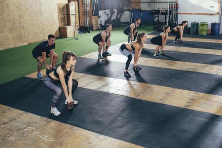 Crossfit Training 15