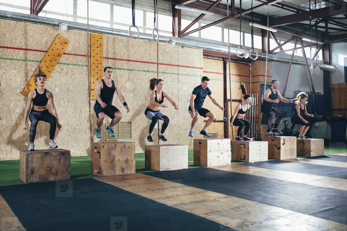 Crossfit Training  18