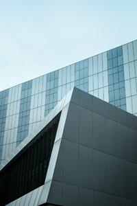 Modern architecture cityscape