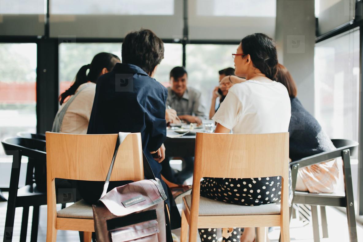 At Cafe  04