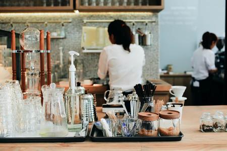 at Cafe 27