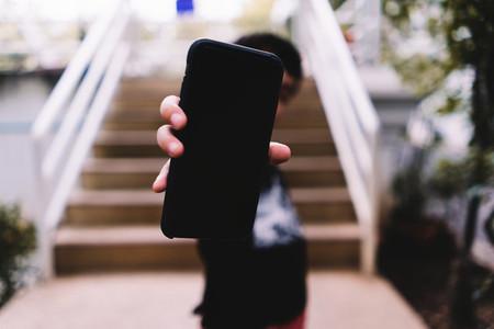 Dark iPhone