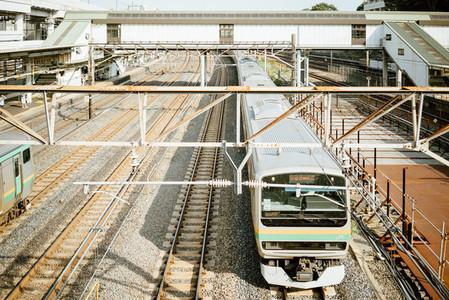 Trains and railway  Japan