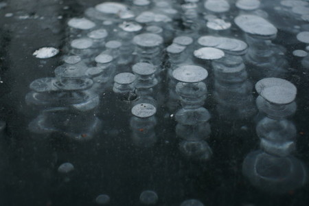 frost bubbles