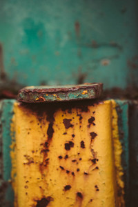 rusty surface