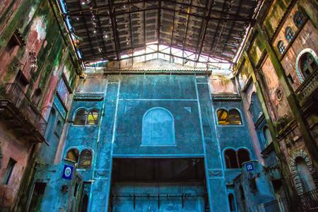 Wanderlust Abandone Architecture