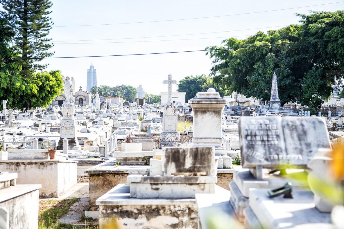 The Colon Cemetery