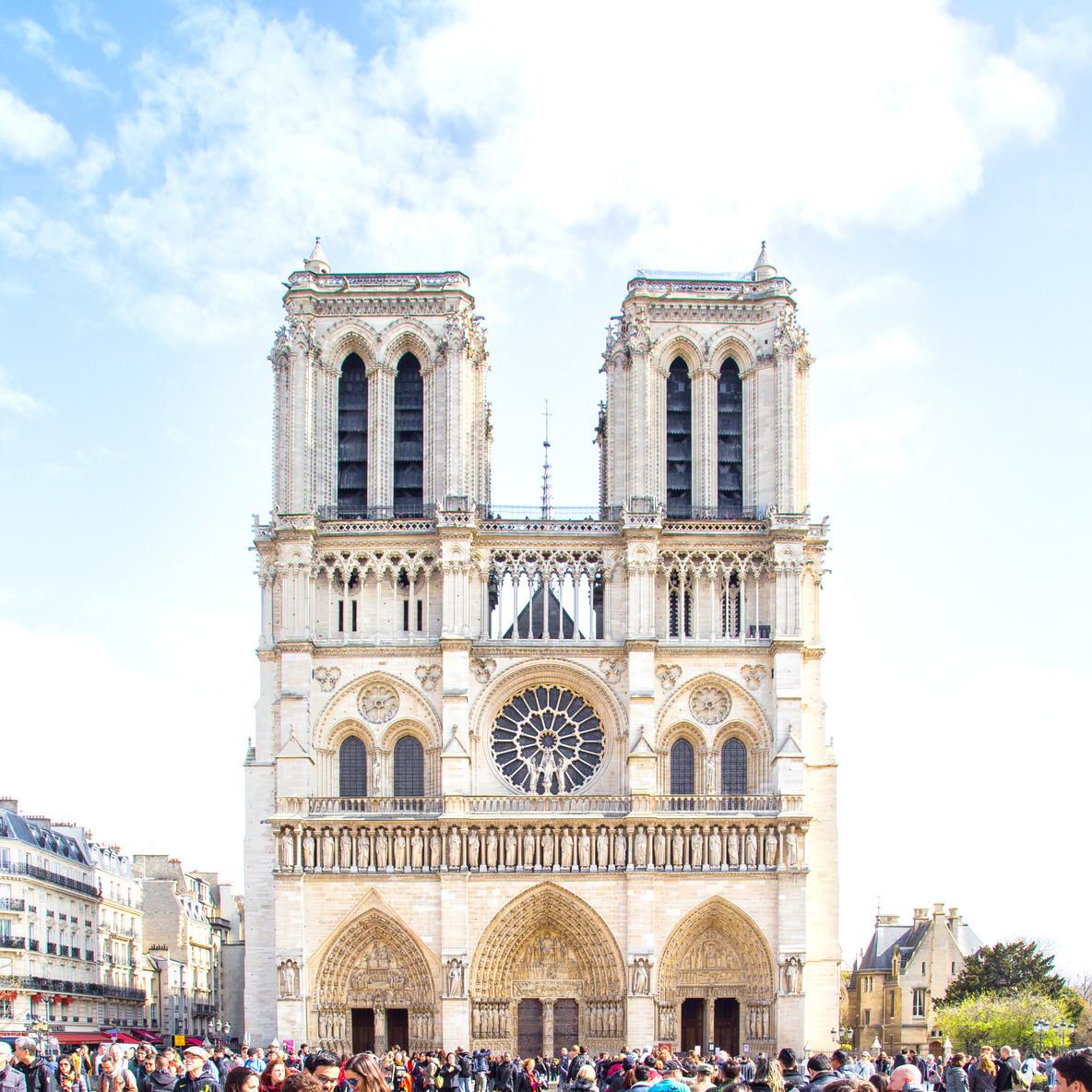 Cath  drale Notre Dame de Paris