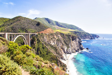 California Pacific Coast Highway