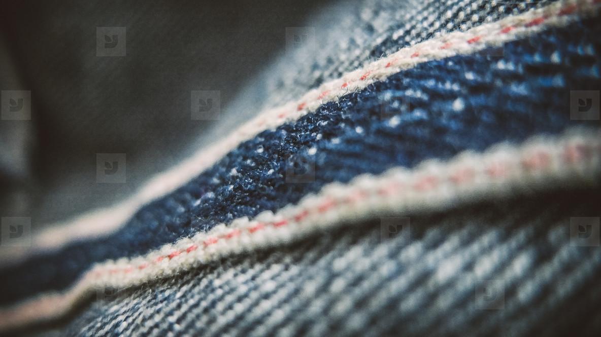 Texture denim
