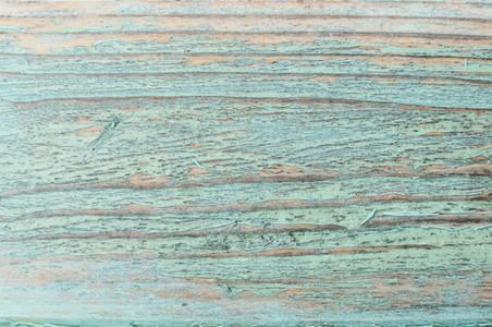 Teal Wood