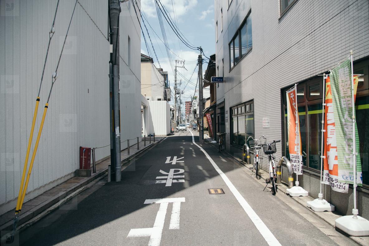 City Street  Japan