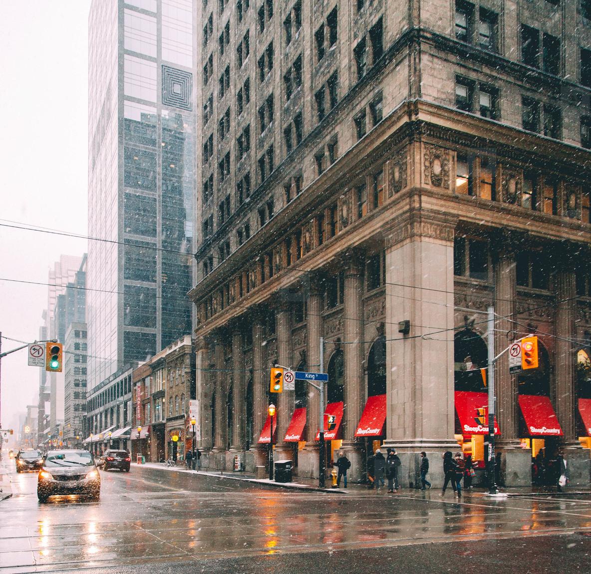 Toronto  Canada  10