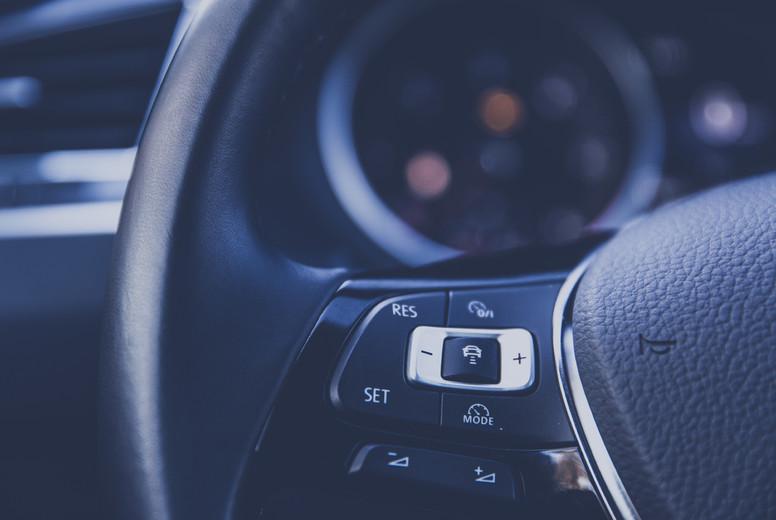 car cockpit interieur