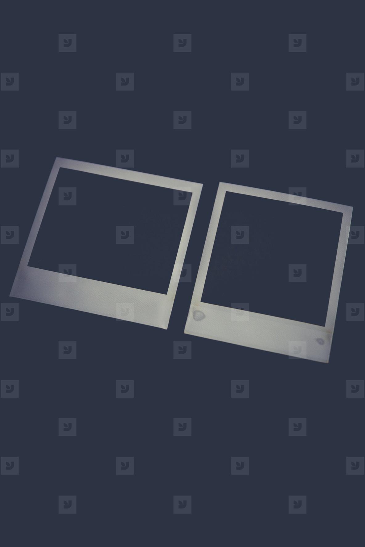 polaroid instant analog camera