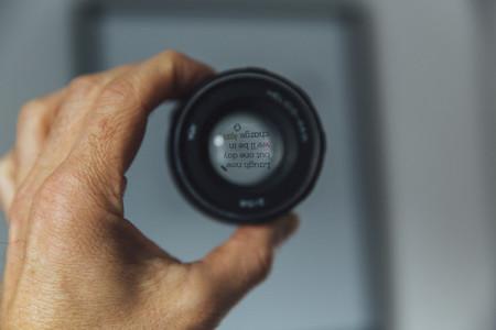 vintage mega bokeh lens