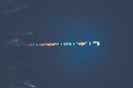 html source code