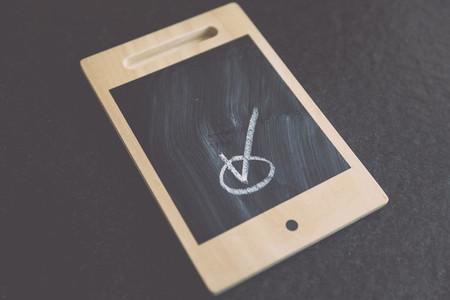analog blackboard tablet