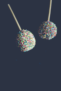 colorful candy sweetness lollipo
