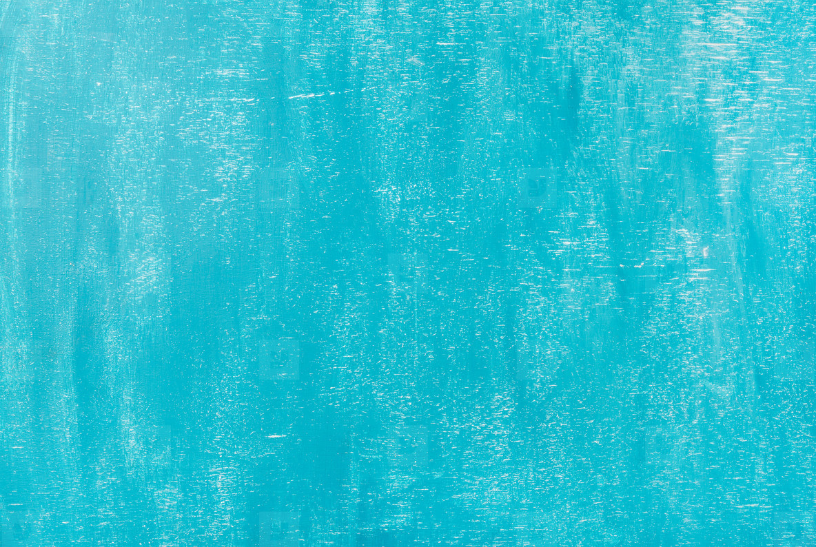 Bright blue painted old plywood texture  background or wallpaper