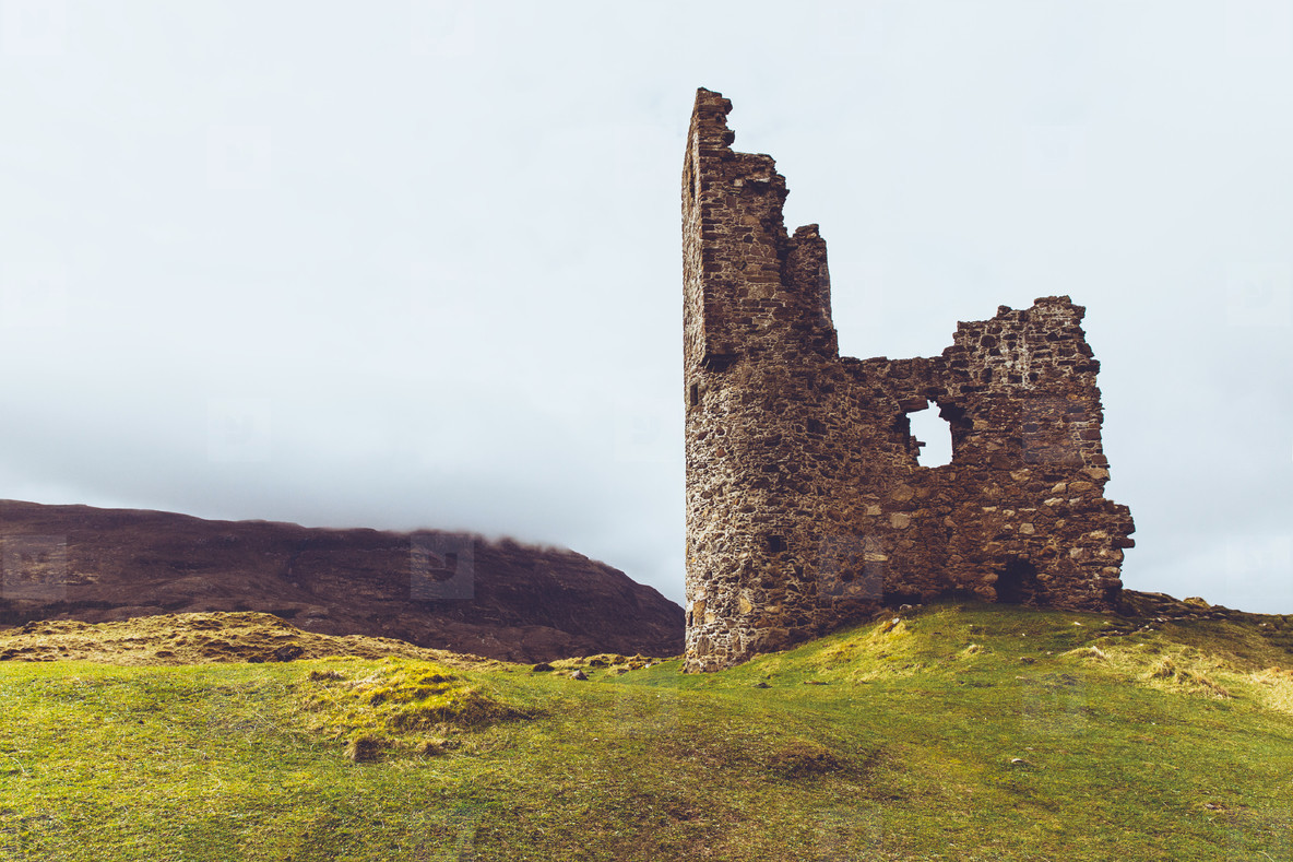 Old Castle Scotland