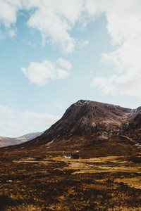 Glencoe Mountain Scotland