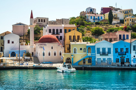 Kastelorizo Island  Greece